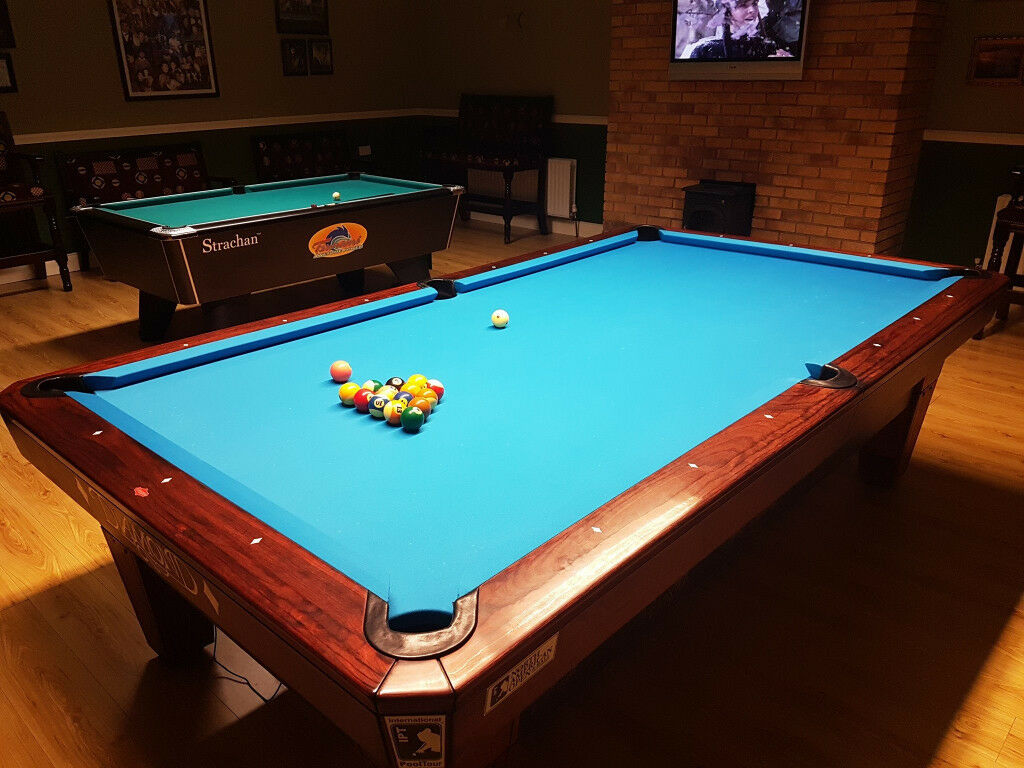 FT DIAMOND PROAM AMERICAN POOL TABLE In Newry County Down Gumtree - Diamond pro pool table