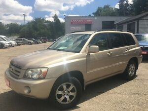 2006 Toyota Highlander 4WD | Amazing Condition