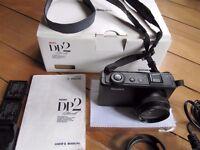 SIGMA DP2 Merrill 46MP APS‑C X FOVEON Large Sensor Digital Camera