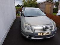Toyota Avensis 05 for sale