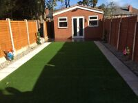 Driveway & All landscaping