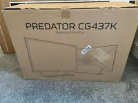 """Acer CG437K 43"""" 4K Gaming Monitor"""