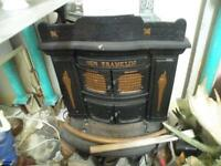 Antique Newfoundland Foundry Wood Stove