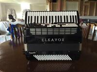 Accordion Player for all Occasions