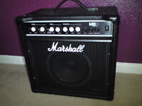 *REDUCED* Marshall MB/B15 Bass Amp.