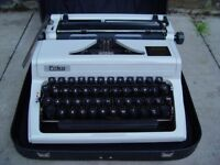 FREE DELIVERY Vintage Typewriter Erica Model 105