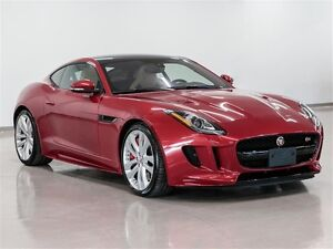 2017 Jaguar F-Type Coupe S AWD CERTIFIED 6/160 @ 2.9% INTEREST