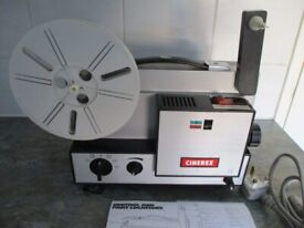 Cine Film Projector. Dual 8mm