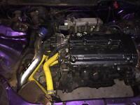 Honda Civic ej9 b18c4/b16a2 ek4/ek9 Vti