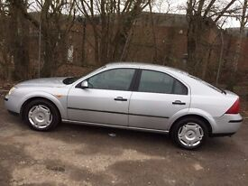 2003 Diesel Ford Mondeo With Long MOT PX Welcome