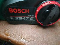 Bosch Electric Chain Saw