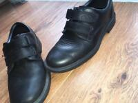Clarks boys size 3 formal shoes