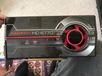 Radeon HD6770 Graphic Card