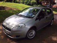 Fiat Grande Punto 1.2 Active 5dr 12 MONTHS WARRANTY FREE 2007 (07 reg), Hatchback