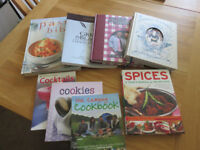 COOKERY and RECIPE BOOKS Ideal Christmas Gifts