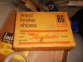 vauxhall victor brake shoes