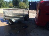 Trailer - unbraked - 750kg - Indespension - Blueline - as new