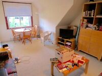 A Two Bedroom conversion flat with separate kitchen to let in High Road Whetstone