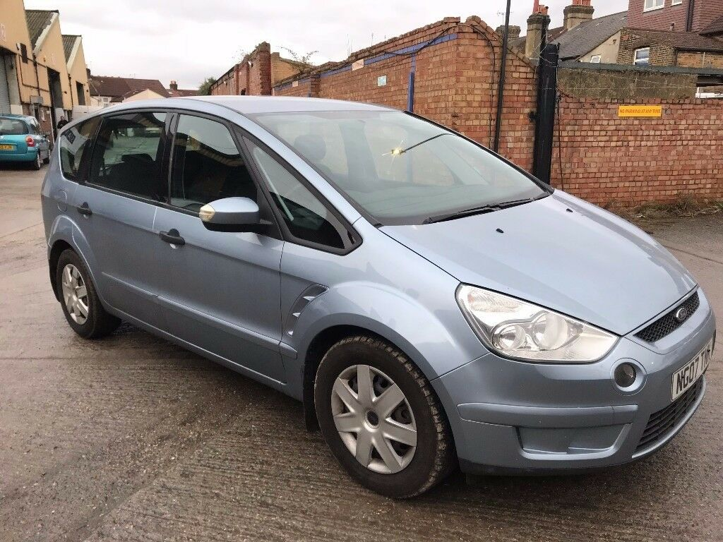 2007 ford s max 7 seater full service history in hayes london gumtree. Black Bedroom Furniture Sets. Home Design Ideas