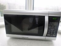 Morphy Richards EM823AGS 800W Standard Tch Microwave-Silver Argos £74.99
