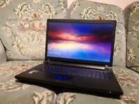 PC Specialist i7 4710MQ GTX 980M 16GB 1.25TB Fast Gaming Laptop