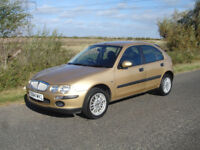 Rover 25 1.4 Impression S - One Lady Owner From New - 55000 Miles