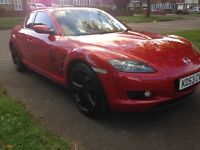**MAZDA RX-8 23I PS COUPE ( REDUSED )**