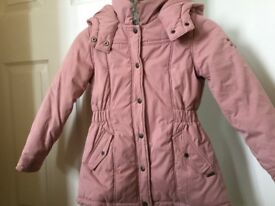 AGE 6/7 WINTER COAT