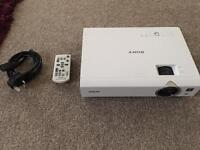 Sony projector (high end)