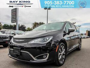 2018 Chrysler Pacifica BACK UP CAM, BLIND SPOT MONITOR, NAV, HEA