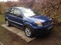 Ford Fusion Zetec Climate- Excellent Cond, low miles, alloys, High Spec, Spacious & Comfortable
