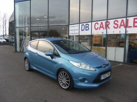 2012 12 FORD FIESTA 1.6 ZETEC S 3D 118 BHP **** GUARANTEED FINANCE **** PART EX WELCOME