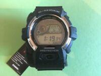 *NEW!* Casio G-Shock GR-8900-1ER Solar Powered Black Digital Watch Mens Gents Tough GShock GR8900