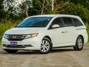 2014 Honda Odyssey EX - ACCIDENT FREE|8 SEATER|BACKUP CAM|SUNROO