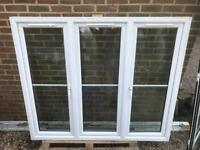 Large UPVC Double glazed window 1735x1475mm