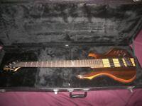ESP Bass Guitar Hard Case.