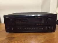 Denon AVR 3803 with Remote control.