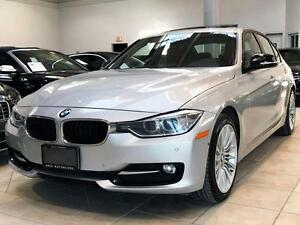 2014 BMW 328d xDrive TECH PKG | RED-LTHR | HEADS-UP | CLEAN C...