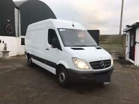 2013 WHITE MERCEDES-BENZ SPRINTER 313 CDI
