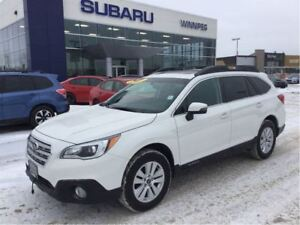 2015 Subaru Outback 2.5i  Touring with remote start