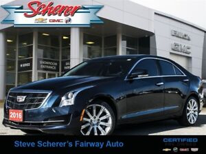 2016 Cadillac ATS Luxury Collection AWD
