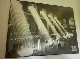 NEW YORK GRAND CENTRAL STATION PICTURE FROM THE HULTON COLLECTION