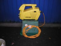 Karcher 411 pressure washer,Power unit only,good condition.