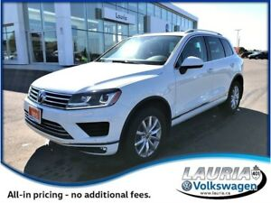 2015 Volkswagen Touareg 3.6L Comfortline AWD - BLOWOUT PRICE!!