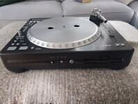 Gemini Cdt-05 Hybrid Vinyl & CD Turntable RARE