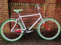Super special rare dutch bike for you. One of a kind/unique bike for you or your partner