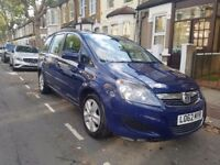 Vauxhall zafira 1.6i 2013. in mint condition