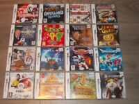 GAMEBOYS AND DS GAMES £2 EACH