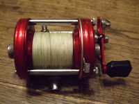 Vintage Fishing Reel & Case - Abu Ambassadeur 6000 - 1959