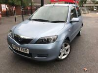 07 plate- Mazda 2 capella td - 1.4 diesel - 5 door - 3 former keepers- 12 months mot - alloy wheels